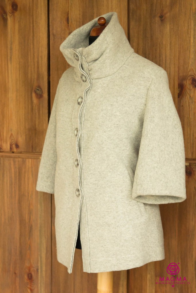 Пальто из вареной шерсти сшить своими руками 10